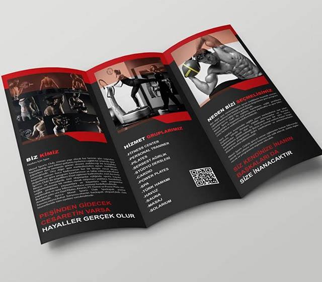 İnsert & Broşür